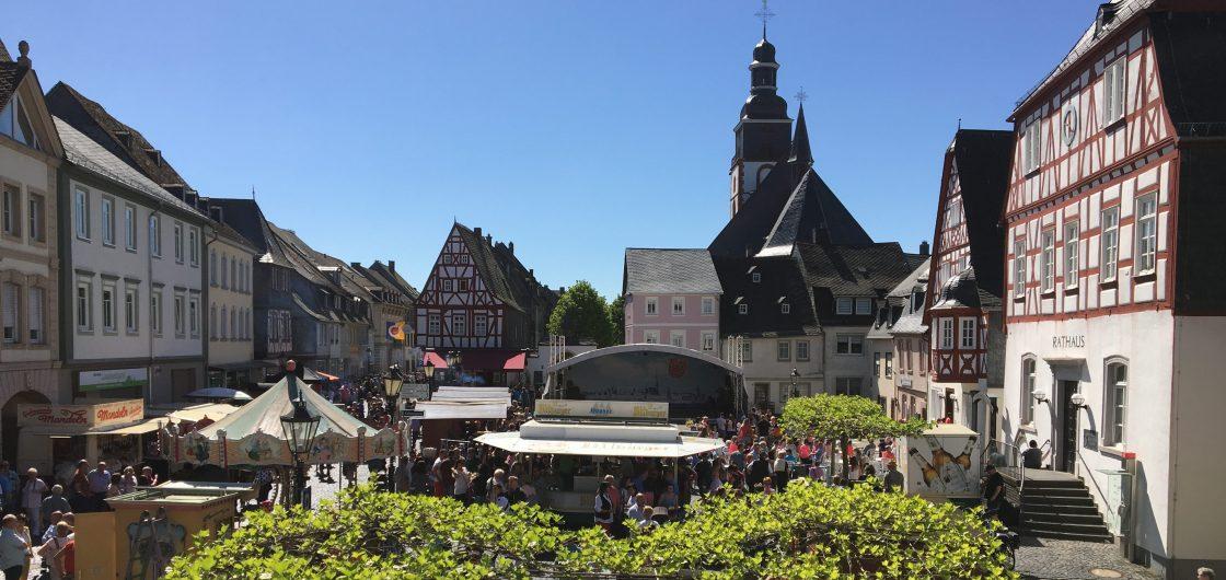 Stadtfest Kirchberg